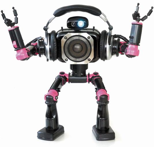 ロボットデザイン/設計/制作