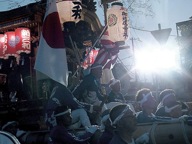 尼崎だんじり:新三和
